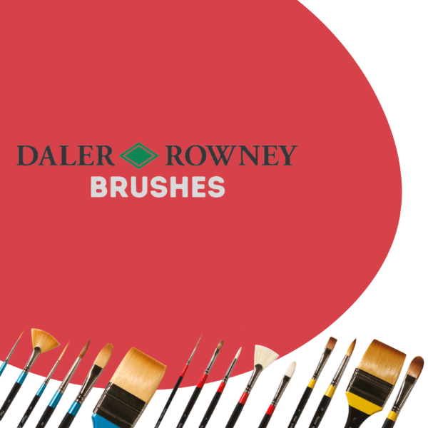 Daler Rowney Brushes