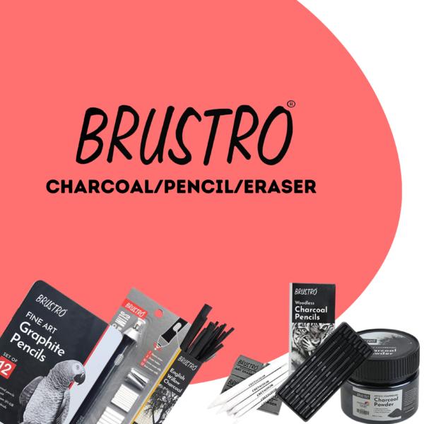 Brustro Charcoal/Pencil