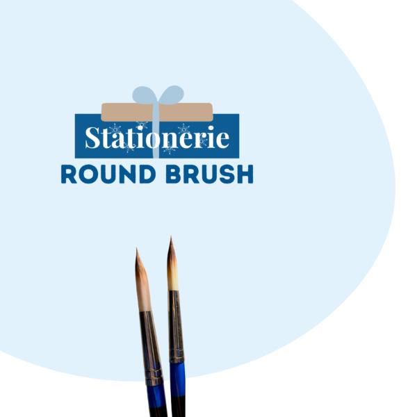 Round Brushes Loose