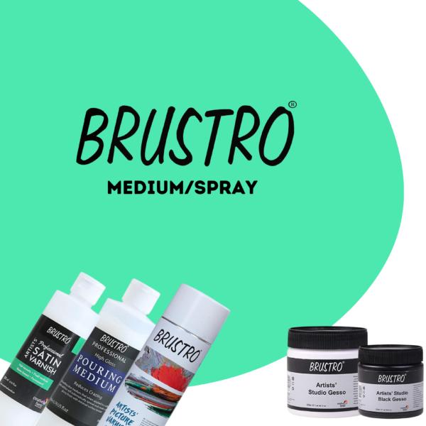 Brustro Medium/Spray