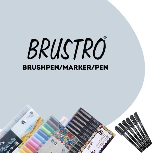 Brustro BrushPen/Marker/Pen