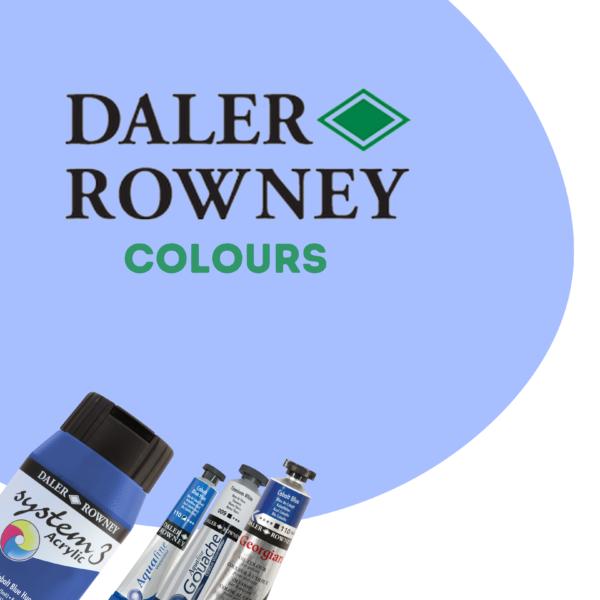 Daler Rowney Colours