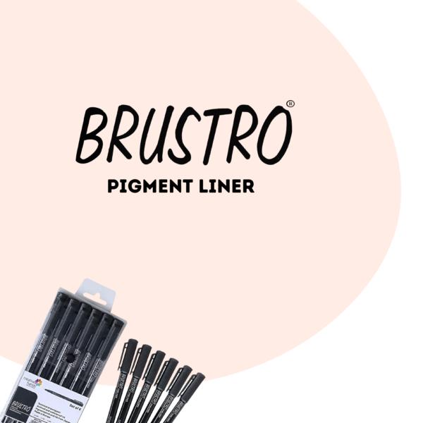 Brustro Pigment Fineliner