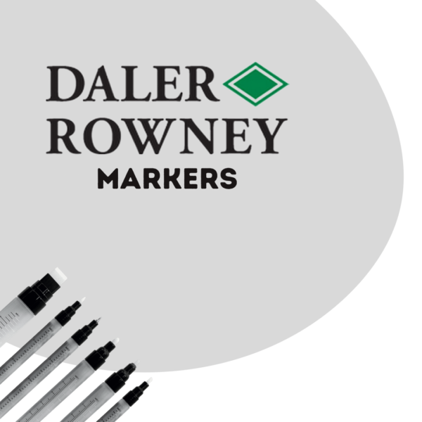 Daler Rowney Markers