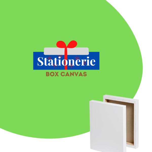 Stationerie Artist Deep Edge Box Canvas