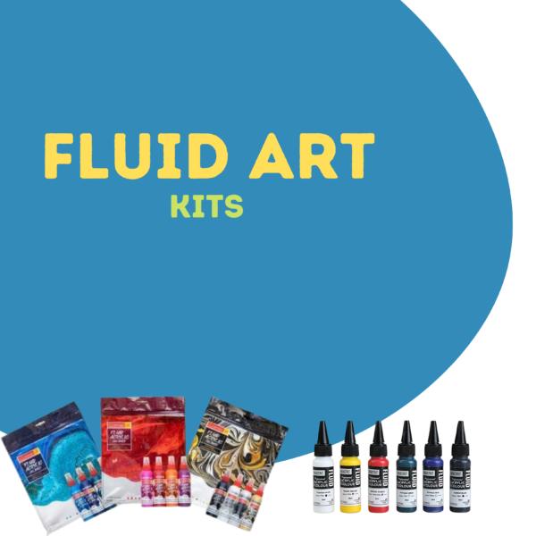 Fluid Art Kits