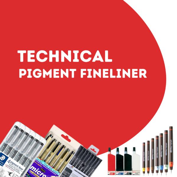 Technical l Fineliner