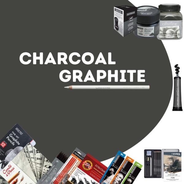 Charcoal   Graphite
