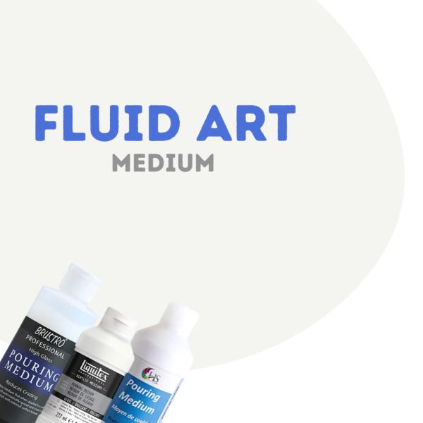 Fluid Art Medium