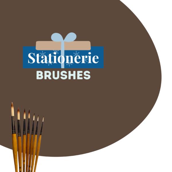 Stationerie Brushes